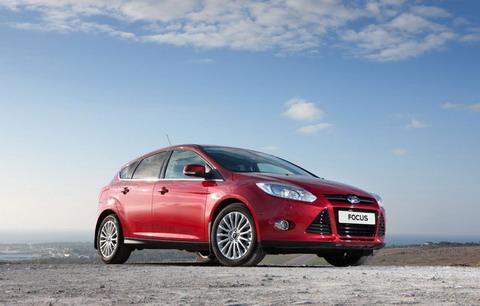 Новый Ford Focus - самый продаваемый автомобиль в мире