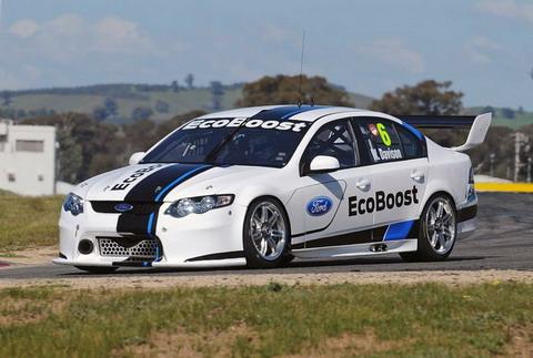 Дебют Falcon Car для серии гонок V8 Supercars