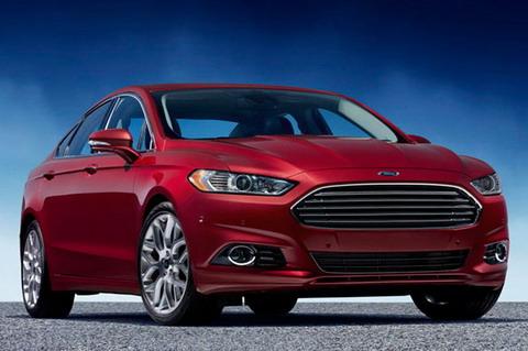 Результаты топливной экономичности для Ford Fusion 2013