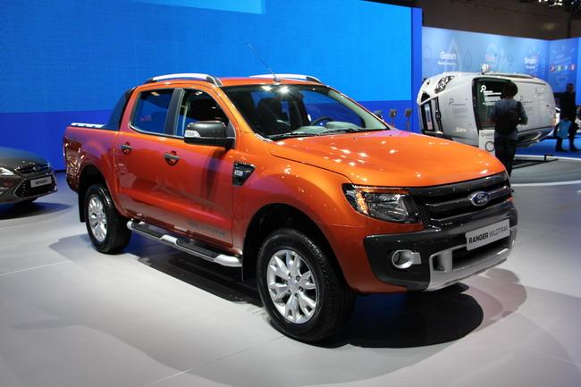 ММАС 2012: Новый Ford Explorer и Новый Ford Ranger