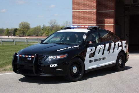 Полицейский Ford Taurus получит более мощный двигатель