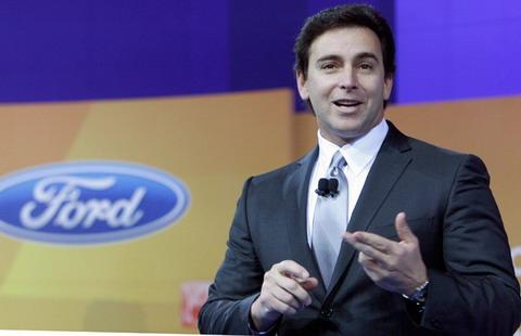 Руководителем Ford может стать Марк Филдс