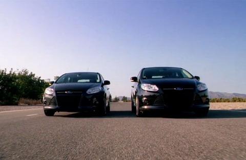 Michelin демонстрирует шины для Форд Фокус 3