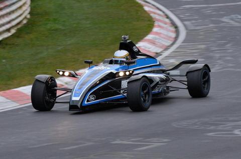 Formula Ford оставил позади именитые спорткары