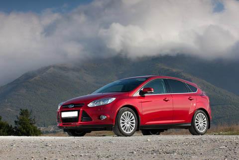 Новые технологии Ford Focus в России