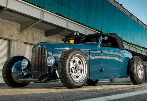 Ford Roadster '32 стал автомобилем года