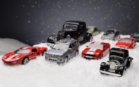 Осенне-зимние предложения Ford Service
