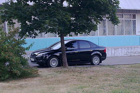 Форд Фокус Titanium на одометре 100000 км