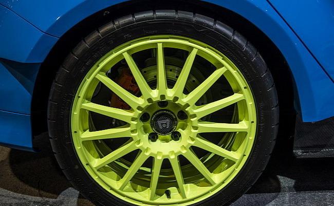 SEMA 2012: Ford Focus ST от Galpin Auto Sports