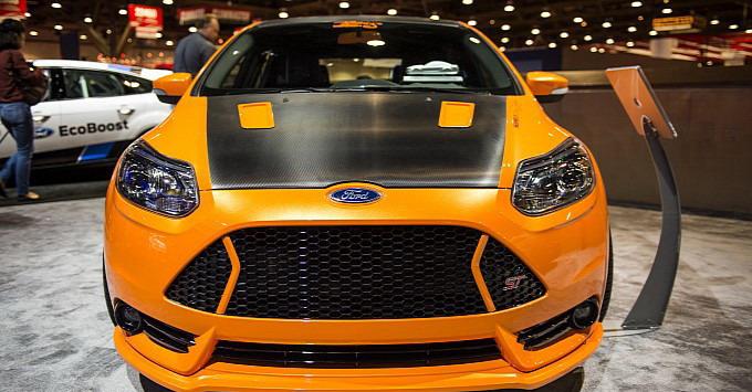 SEMA 2012: Ford Focus ST от Bojix Design