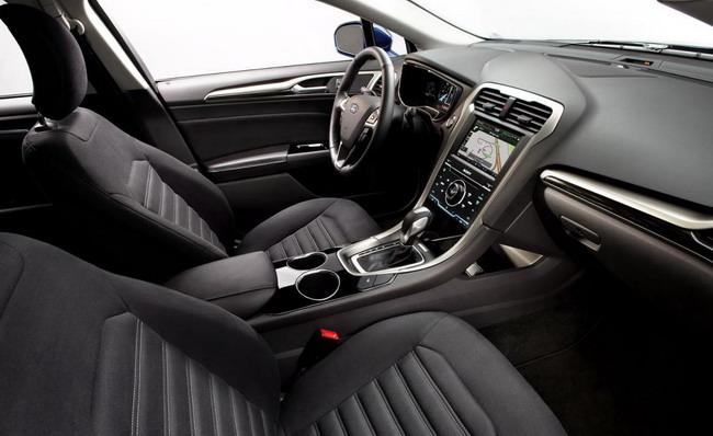 Ford Fusion Hybrid EV+ поможет экономить еще больше