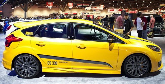 SEMA 2012: Ford Focus Cosworth CS330