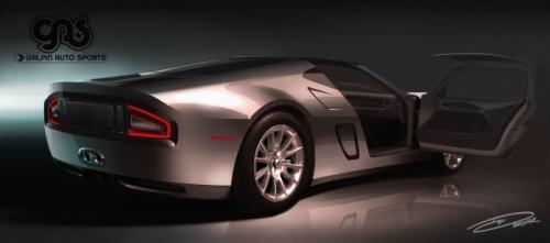 Galpin выпустит суперкар Ford GT мощностью 1000+ л.с.