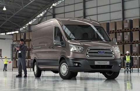 Ford Transit �������� 3,2-�������� ��������� ����������