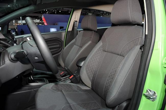 Новая Ford Fiesta дебютировала в Лос-Анджелесе
