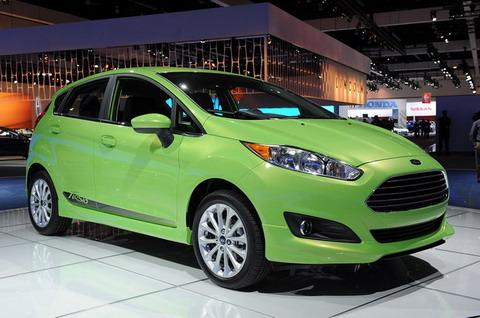 ����� Ford Fiesta ������������ � ���-���������