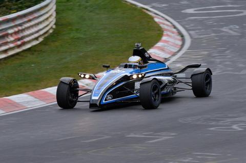 Ford �������� 1.0-�������� EcoBoost ��� Formula Ford