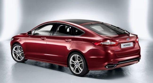Новый Ford Mondeo прибудет в Китай уже в мае