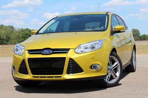 Продажи Ford в Китае выросли на 21% в 2012 году