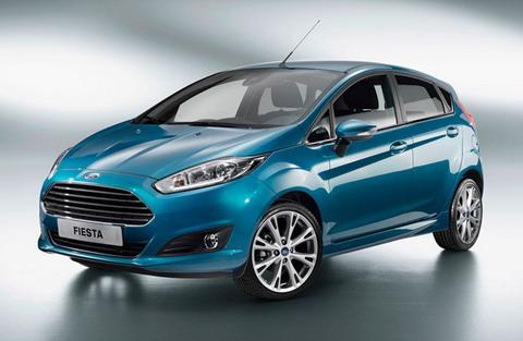 1.0-�������� EcoBoost �������� � ��� �� Ford Fiesta