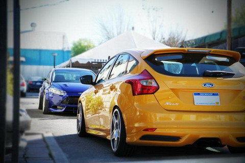 Ford Focus ST TrackSTer �� fifteen52