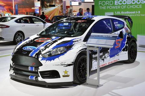 �������� Ford Fiesta ST GRC