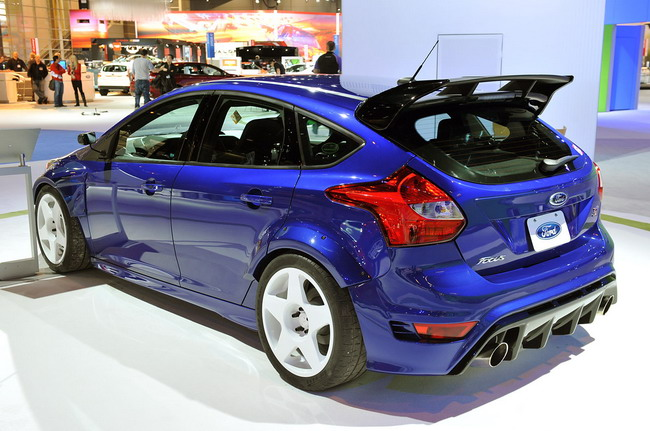 Ford Focus TrackSTer: Chicago 2013