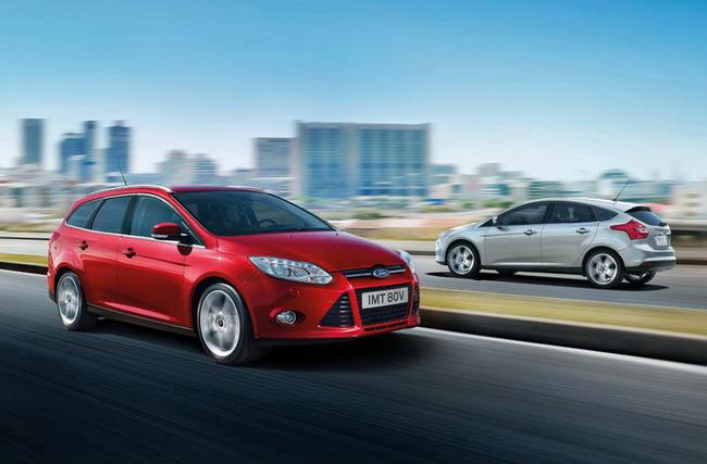 Новая комплектация Ford Focus Ambiente Plus