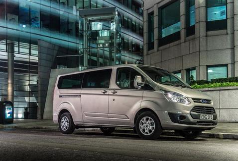 Ford ������������ ������� Tourneo � EcoSport �� �������� � ������