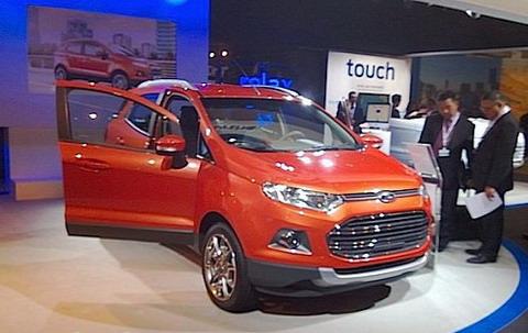 Ford EcoSport �������������� � ���������