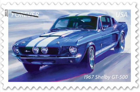 Shelby GT-500 �� �������� ������ ���