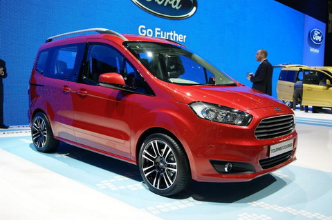 Ford Tourneo Courier �� �������� � ������