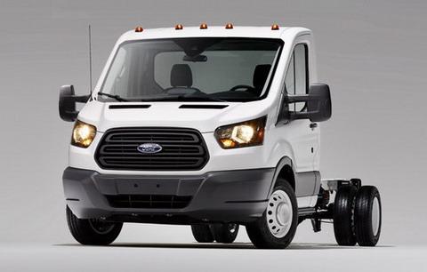 ����������� ����� Ford Transit