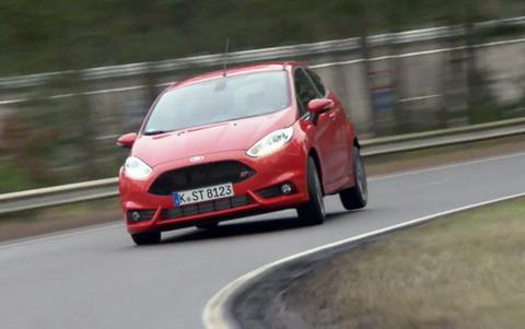 Ford Fiesta ST �������� �� ������