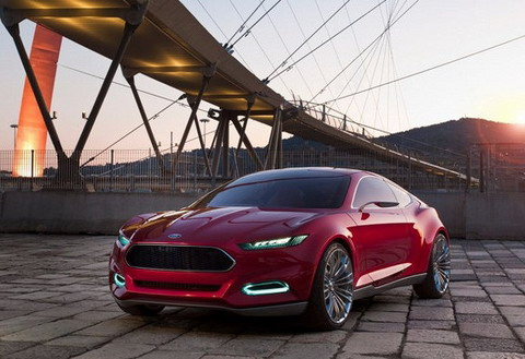 ��� ����� ������� Ford Mustang � 2,3-�������� EcoBoost