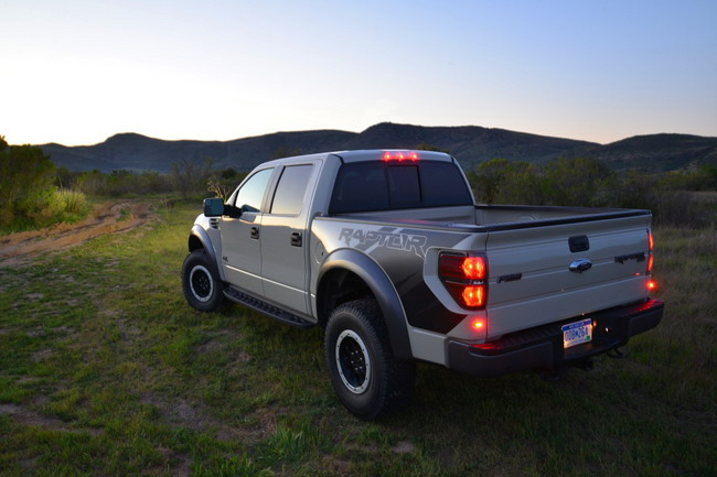 Ford покажет специальное издание Raptor 9 апреля