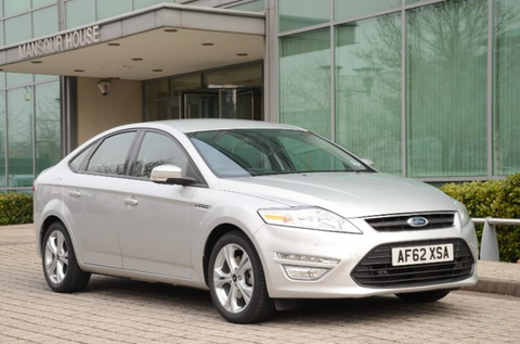 Ford ��������� ����� ������� Mondeo � ��������������