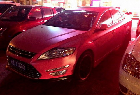 ������� Ford Mondeo ����� ������� ����� � �����