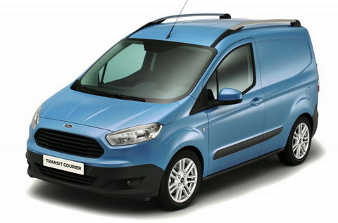 Ford Transit Courier ����������� � ����������