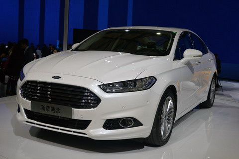 Ford Mondeo � 1,5-�������� EcoBoost ���������� � �����