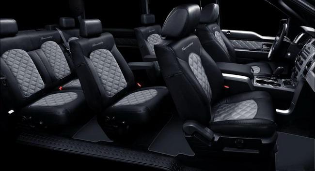 Hennessey Performance представила внедорожник 2014 VelociRaptor