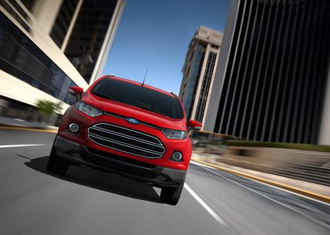 Ford ����� ����������� EcoSport � ���