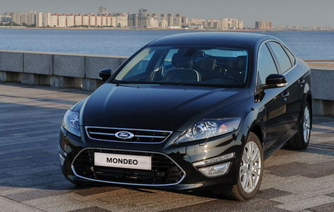 ����� ��������� ����� Ford Mondeo �Anniversary 20�