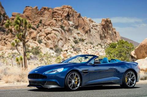 Aston Martin ������� ���������� � Ford �� ����������