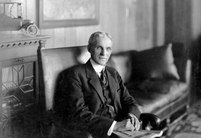 Инновации и вклад Генри Форда