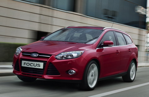 Active City Stop дополнила список передовых технологий Ford Focus