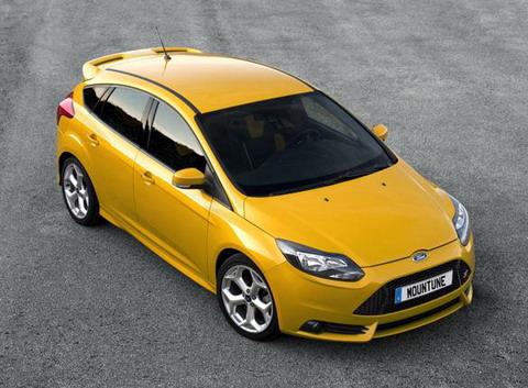 Ford представил пакет Mountune для Focus ST