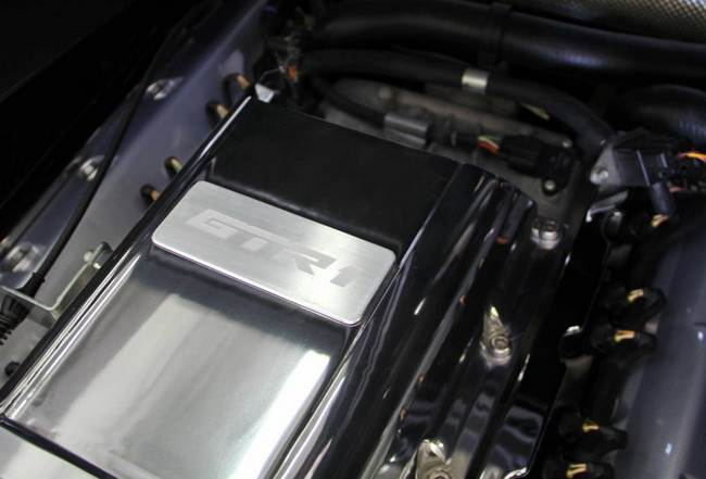 Galpin Auto Sports показала несколько фотографий GTR1