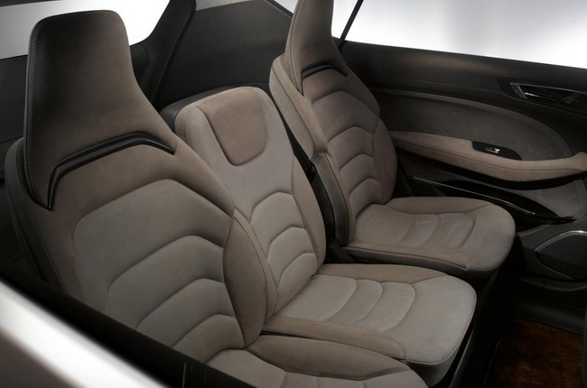 Концепт Ford S-MAX представят на Франкфуртском автосалоне