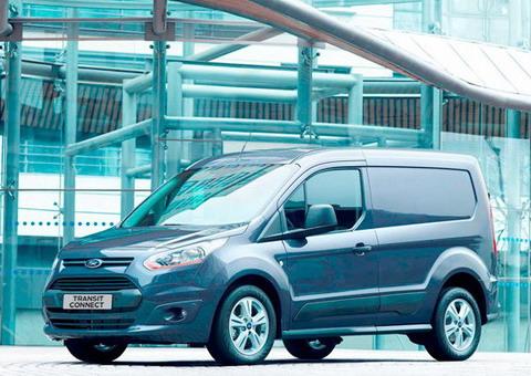 Ford представит модельный ряд коммерческих и грузовых автомобилей